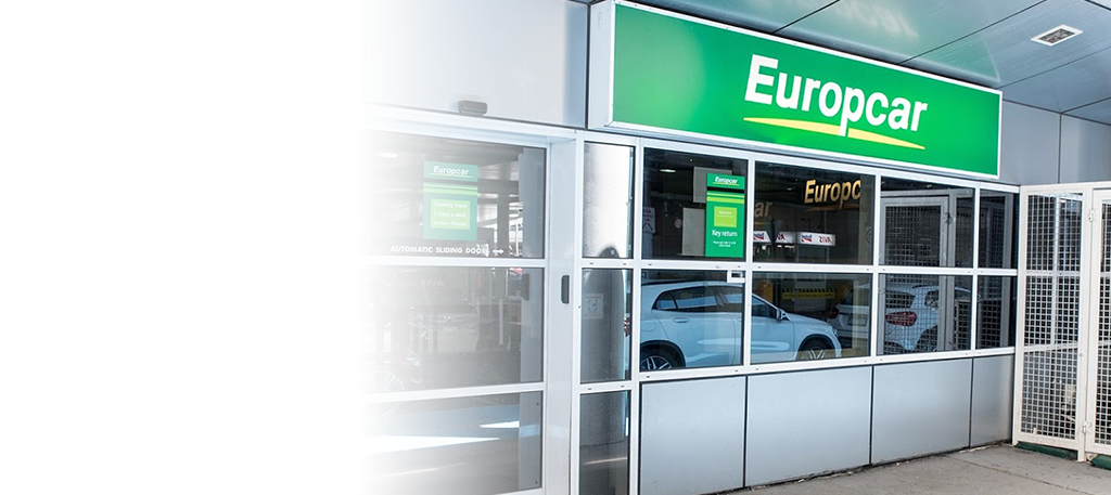 Europcar wash bay water recycling